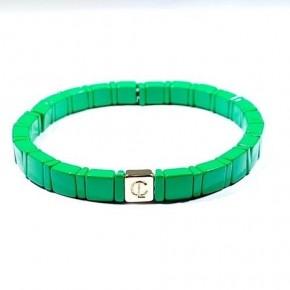 Skinny Tiled Bracelets