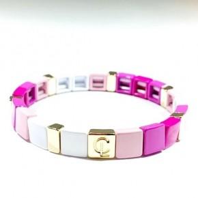 Love Tiled Bracelets