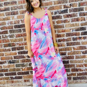 The Printed Palette Maxi