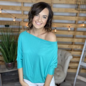 Summer Sold Out Dolman in Mint