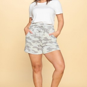 The Curvy Cloud Shorts