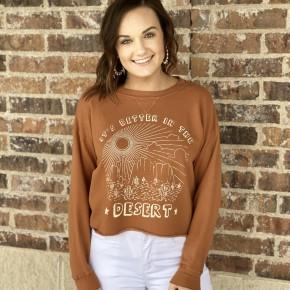 Desert Crop Sweatshirt