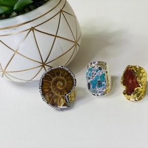 Assorted New Rings