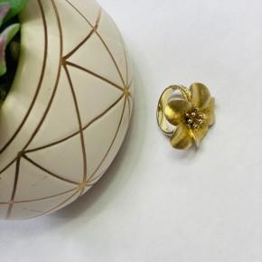 The Golden Flower Ring