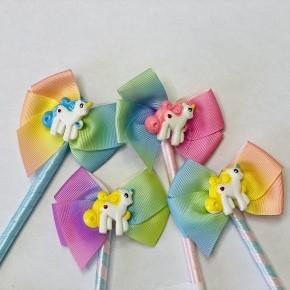 Bow Unicorn Pen