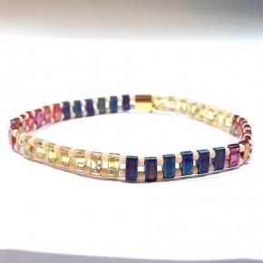 Supernova Tile Bracelets
