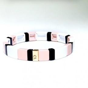 Preppy Tiled Bracelets