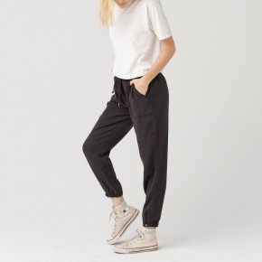 The Serena Joggers in Black