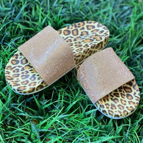 The Bling Leo Slides