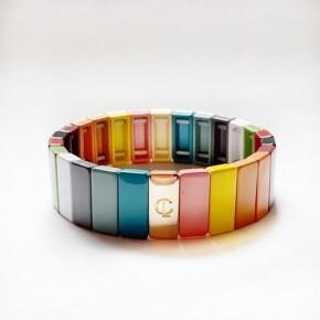 Chunky Tile Bracelets