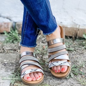 The Ginger Sandals