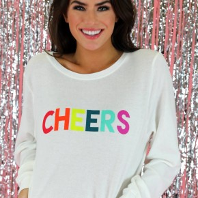 The Cheers Pullover