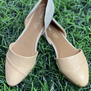 The TOMS D'orsay Flats