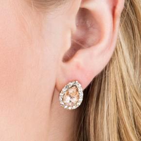 The STEAL Teardrop Stud Earrings