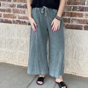 The Wide Leg Ash Pants