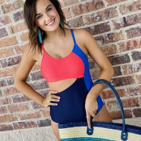 The Coral Reef Swimsuit