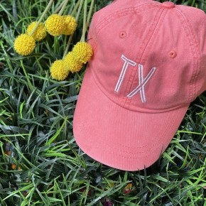The Coral TX Hat