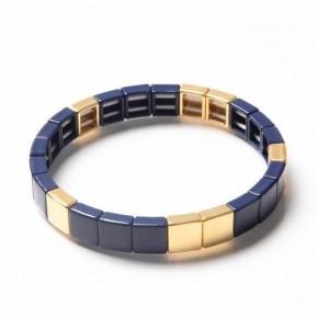 Solid Tile Bracelets