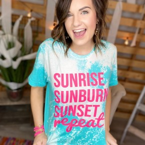 Sunburn Tees