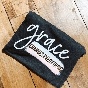 Grace Changes Everything Tee