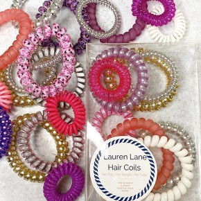 LAUREN LANE - VALENTINE'S DAY HAIR COILS