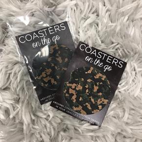 COASTERS ON THE GO - CAMO