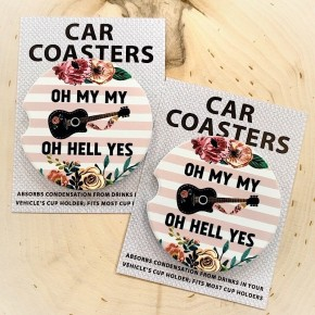"""COASTERS ON THE GO - """"OH MY MY OH HELL YES"""""""