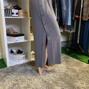 Wide Legged Pants with Pockets