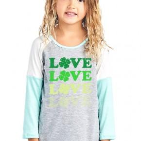 Love kids top
