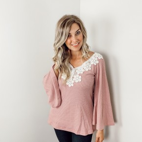 Crazy About You Top