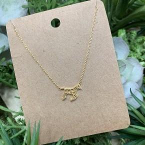 Horse Pendant Necklace *Final Sale*
