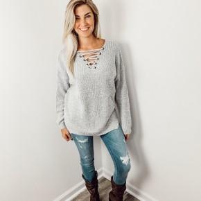 Movie Night Sweater (reversible)