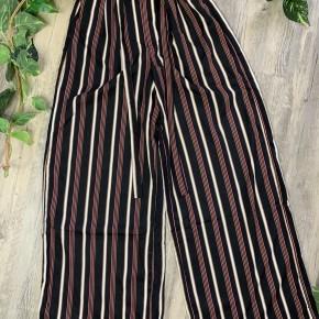 Black Combo Pants