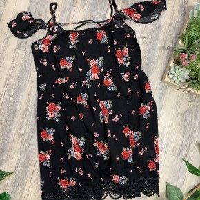 Tank Top Floral Dress *Final Sale*