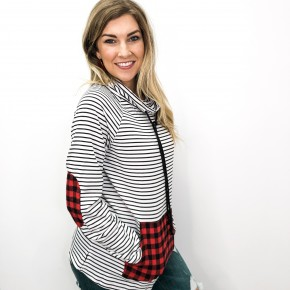 Buffalo and Striped Top