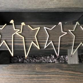 Star Earrings *Final Sale*