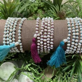 Wrap Bracelet with Tassel