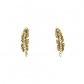 Quill Stud Earrings - Kinsley Armelle