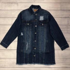 Over sized Denim Jacket