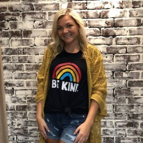 Be Kind Graphic Tank