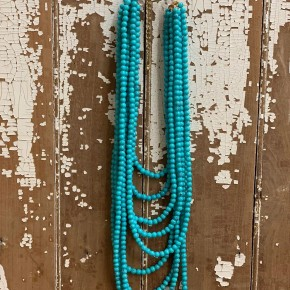 To the Nines multi Layered Necklace