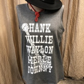 Hank Willie Graphic Tee