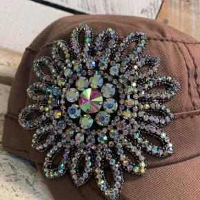 Cadet Hat Round Bling