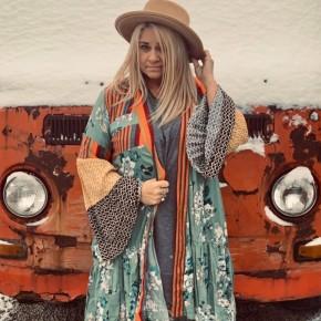 The Odessa Kimono