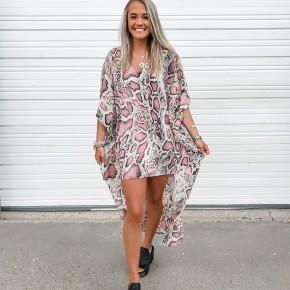 'She's a Savage' Hi-Lo Dress