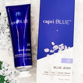 Capri BLUE Hand Cream