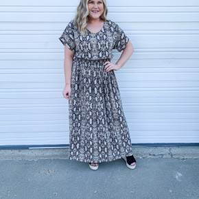 'Find Your Way' Maxi Dress