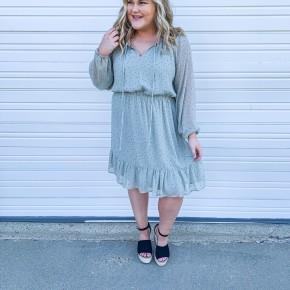'Sunday Stroll' Dress