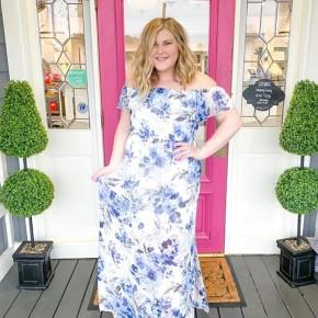 'Frolick in Floral' Dress