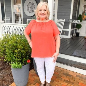 'Bright Days Ahead' Top